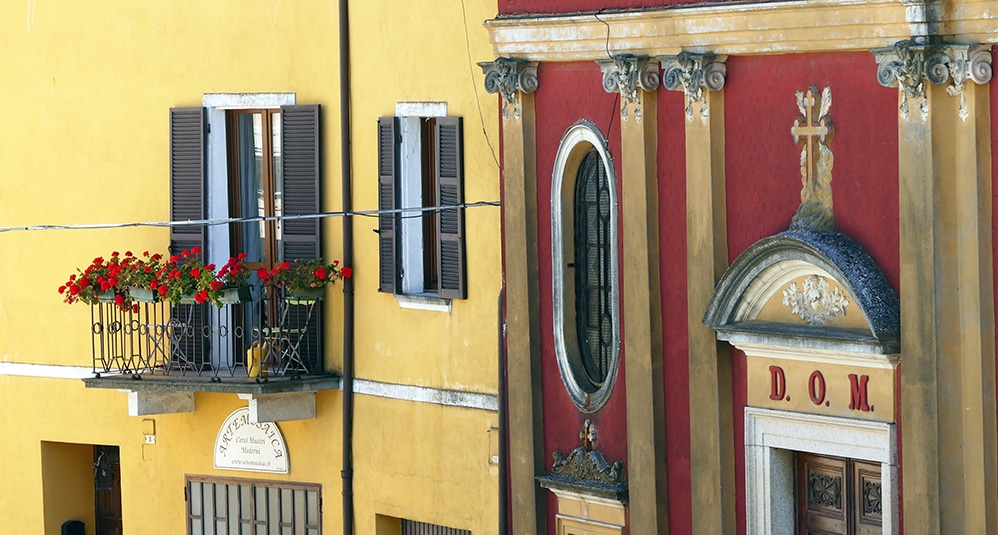 La Via Francigena, dal Monferrato al mare