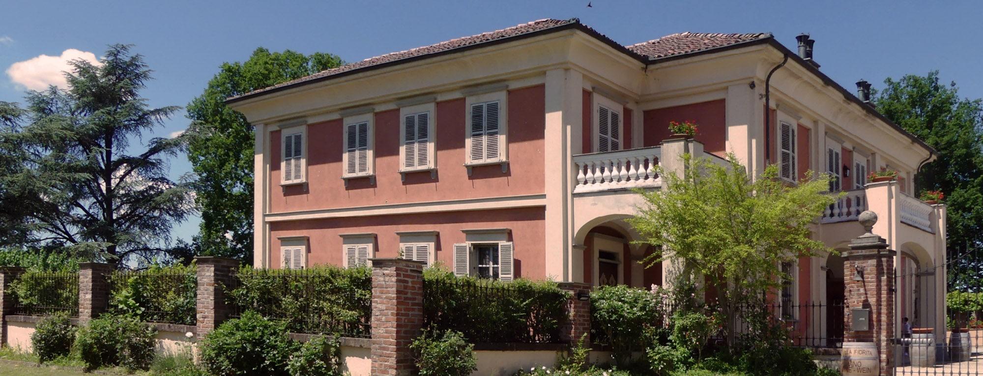 Villa Fiorita.