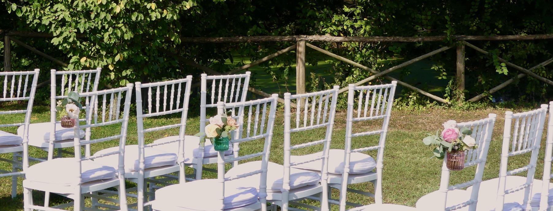 Villa Fiorita per il tuo matrimonio.